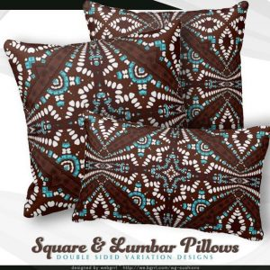 aqua-rusticTribal-Cushion-x3