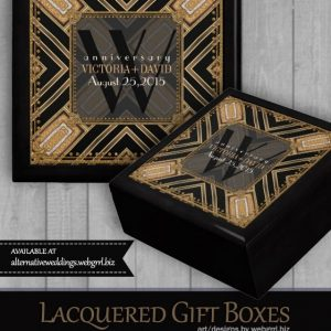 squaza_art_deco_black_gold_wedding_anniversary_box