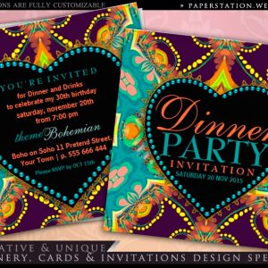 bohemian_hippie_batik_dinner_party_invitations