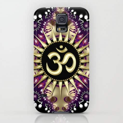 Golden Berry Om Sunshine Galaxy S Case by Webgrrl | Society6
