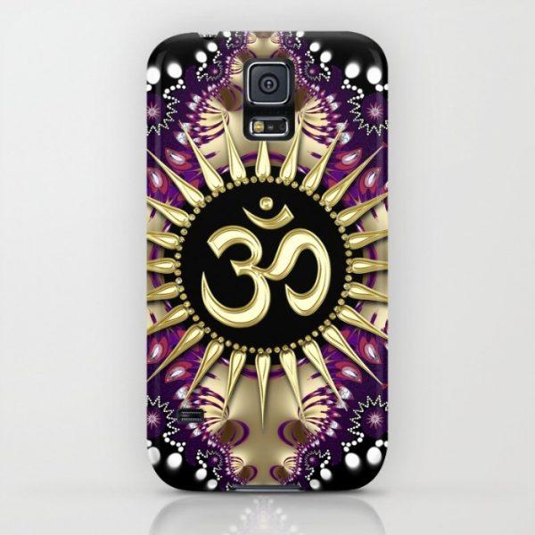 Golden Berry Om Sunshine Galaxy S Case by Webgrrl | Society6