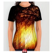 Sunset Silhouettes Beautiful Nature | All Over Print Shirts by Webgrrl @ Society6