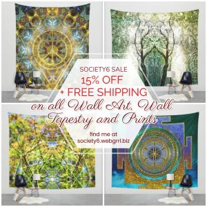 Wall Tapestry by Webgrrl at Society6
