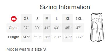 Aline-Dress-Size-Chart