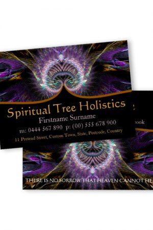 Spiritual Tree Holistic Business Cards by Webgrrl | Onlinecards | Zazzle