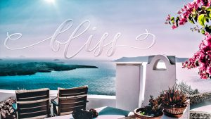 #30daysofHappyWords - Day 6 - BLISS by Webgrrl