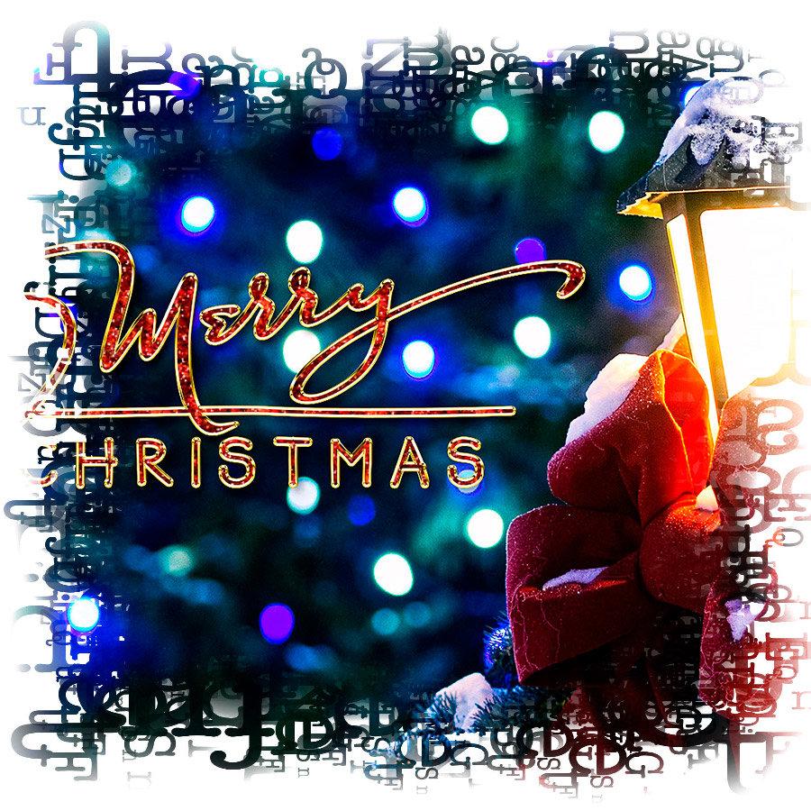 #11 - Merry Christmas #30HappyWords