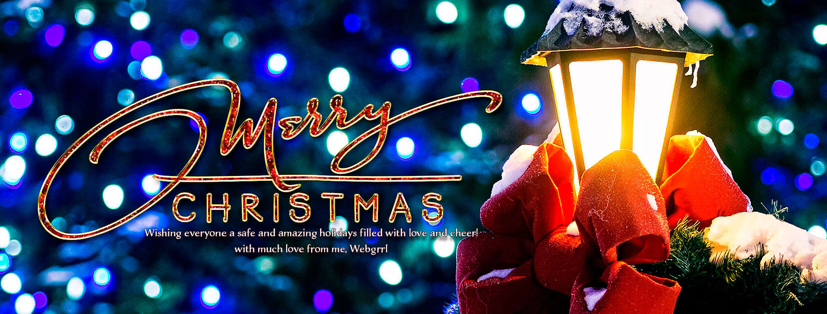 11. #30HappyWords  ❤  Merry Christmas