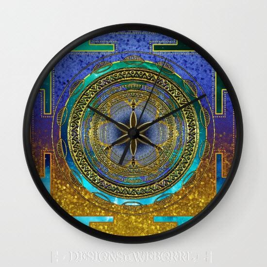 Yantra Mantra Mandala V1 by Webgrrl |