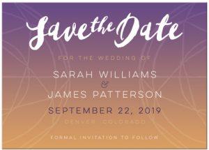 save the date photo template designs by webgrrl.biz