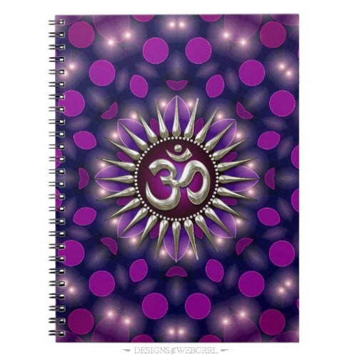 Spiral bound Notebook with 80 blank pages