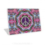 Groovy Hippy Sparkle Laptop Skin