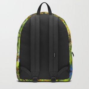 GeoBotanica V2 Backpack by Webgrrl