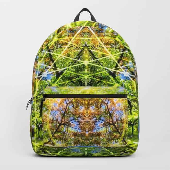 Unique Backpack designs Webgrrl | Society6