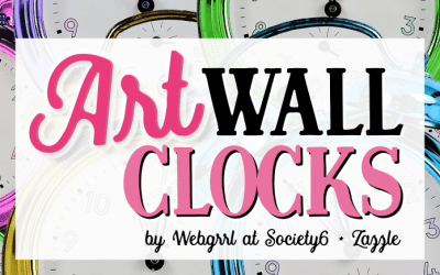 Funky Cool Wall Clocks