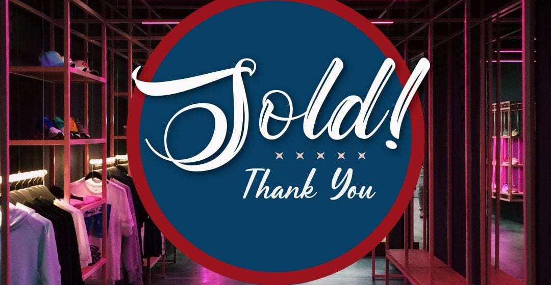 Art Sold! May 2020 – Thank You