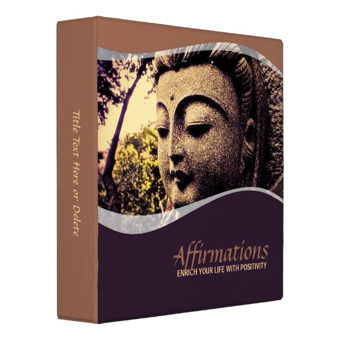 Affirmation Collection Album Binder